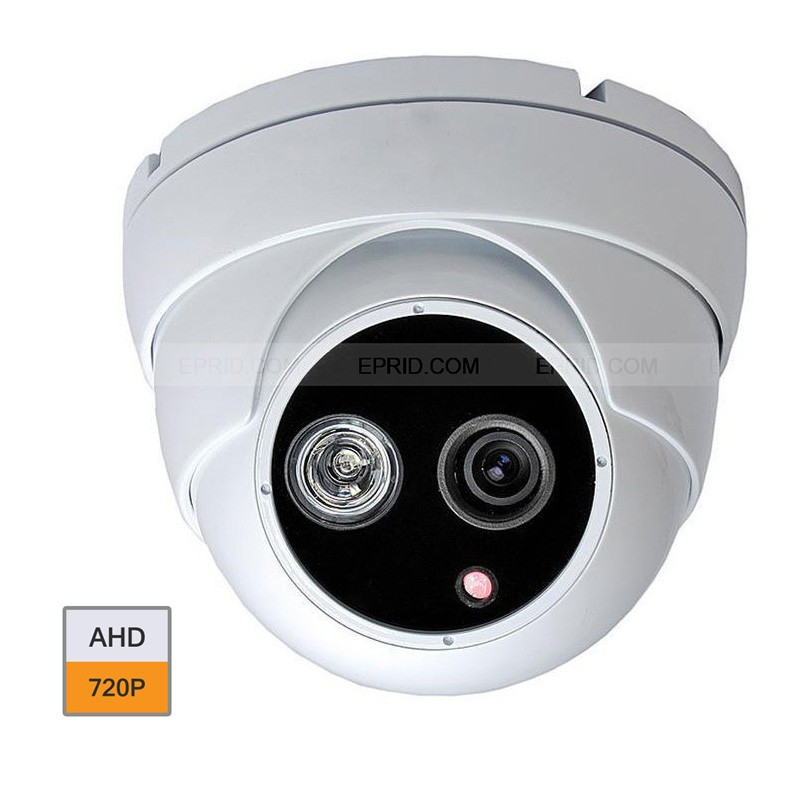 все цены на HD 1.0MP 720P AHD 4mm 3MP Lens Indoor CCTV Security Dome Camera онлайн