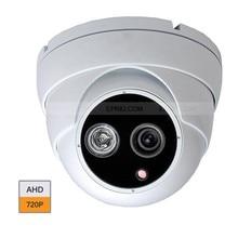 HD 1.0MP 720P AHD 4mm 3MP Lens Indoor CCTV Security Dome Camera