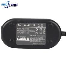 Ücretsiz Kargo ED AD9NX01 AD 9NX01 AD9NX01 AC Güç Adaptörü için Samsung NX5 NX10 NX11 ve NX100 Kameralar