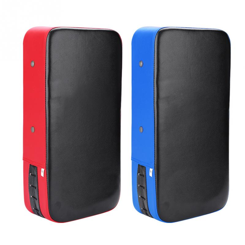 Boxing Target Taekwondo Foot Hand Square Target Kick Punching Pads Arm Shield