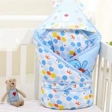 Baby Autunm Winter Soft Sleeping Bags Thick Cotton Sleepsacks Newborn Boys Girls liner removed Warm Character Blanket Clothing
