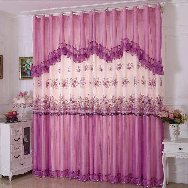 Aliexpress.com : Buy custom curtains Korean high grade three ...