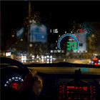 "E350 5.8"" Auto Car HUD Head Up Display navigation OBD2 and hud projector Interface windshield film Speeding"