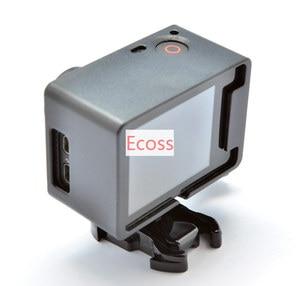 Image 5 - Gopro lcd bacpac gopro hero3/3 +/hero4 schermo lcd display + back door case cover + cornice estensione + buckle supporto per gopro accessori