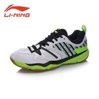 Li Ning Men Shoes RANGER TD Badminton Training Shoes Breathable Sneakers Wear Resistance Li Ning Sports