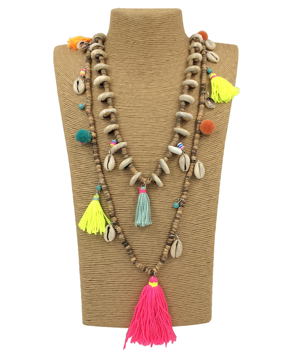 New Bohemia Boho bukë topi beaded beads