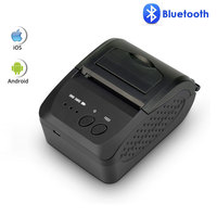 NETUM NT 1809DD 58mm Bluetooth Thermal Receipt Printer for Android IOS Windows AND 5890T RS232 Port Receipt Printer POS Portable