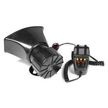 HW-1007B спикер для мотоцикла 7 тон 12v100w громкоговоритель практичные аксессуары