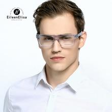 EE Moda Homens Marca Óculos de Armação de óculos Óptica Óculos de Armação Mulheres Homens Óculos Oculos Feminino Masculino