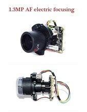XM HD1.3MP 720P/960P X4 Zoom PTZ 2.8-12mm Electric focusing autofocus ipc module AR0130+Hi3518C Free software CMS Free shipping