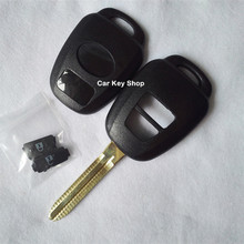 Good quality,2 Buttons Remote Key Shell for 2012 Toyota Camry  WITH LOGO