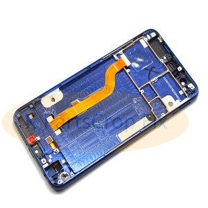 Image 5 - ЖК дисплей для Huawei Honor 8, сенсорный экран с дигитайзером для Honor 8, ЖК дисплей с рамкой для Huawei Honor 8, L09, L14, ЖК экран с рамкой
