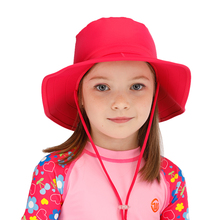 Summer kids Sun Hat Children Outdoor Neck Ear Cover Anti UV Protection Beach Caps Kids Boy Girl Swimming Flap Cap For 7-14 Years