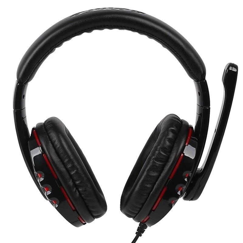 Somic G927 USB casque filaire casque de jeu avec Microphone virtuel 7.1 Surround son basse casque pour ordinateur