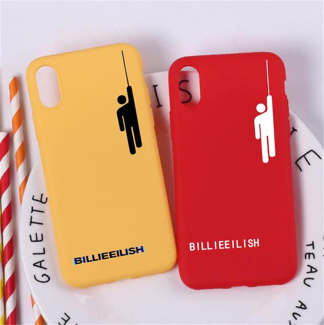 BILLIE EILISH IPHONE CASE (14 VARIAN)