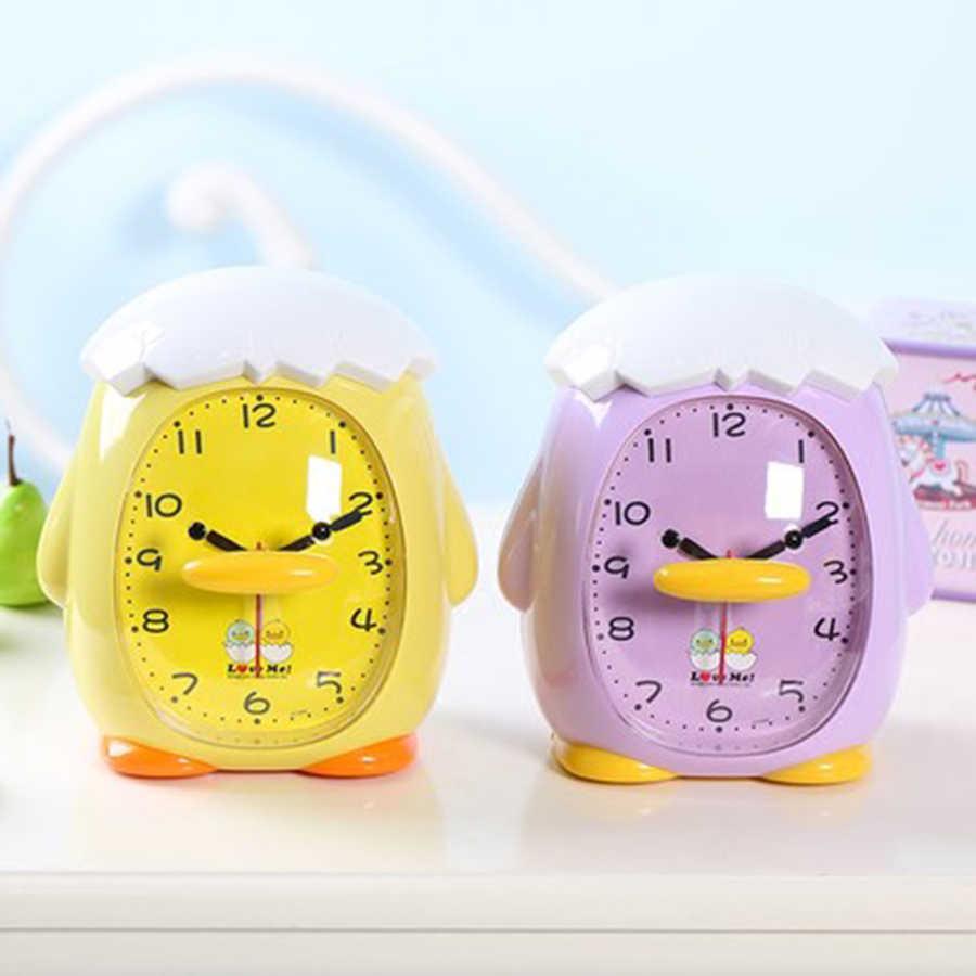 Tunda Kartun Lucu Jam Alarm Menyala Anak-anak Talking Clock Jam Meja Pokemon Mainan Despertador Samping Tempat Tidur Jam 50A0108