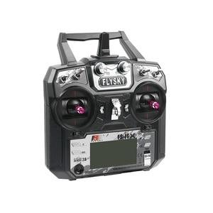 Image 3 - Flysky FS i6X 2,4G 10CH/6CH передатчик TX пульт дистанционного управления для вертолета с фиксированным крылом планер многоосевой RC Дрон Квадрокоптер