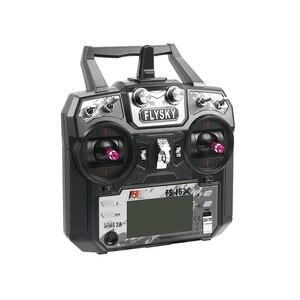 Image 3 - Flysky FS i6X 2.4G 10CH/6CH Trasmettitore TX Remote Controller Per Elicottero ad ala Fissa Aliante Multi asse RC Drone Quadcopter