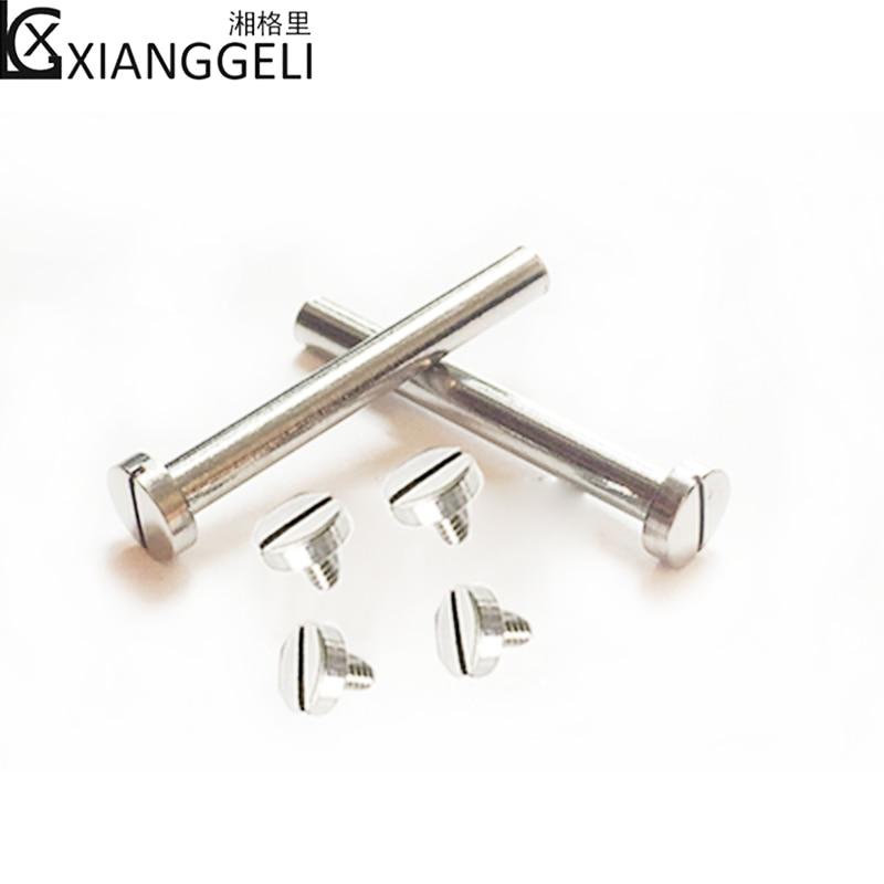 CK Watch Strap K1S21120/K1S21102/KIS21100 Ear Rod Screw/screw Accessories