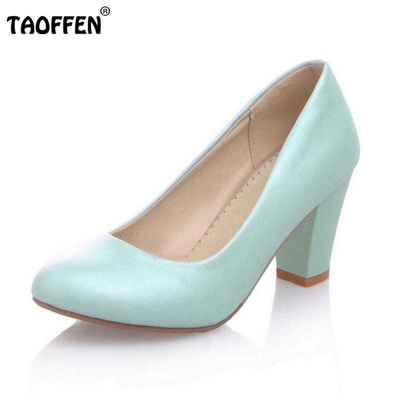 women casual square high heel shoes lady sweet lady spring quality footwear fashion heeled pumps heels shoes size 32-43 P17176 siketu 2017 free shipping spring and autumn women shoes fashion sex high heels shoes red wedding shoes pumps g107