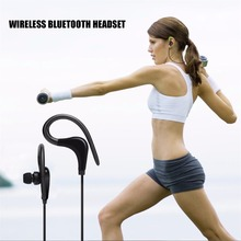AX-01 Wireless Bluetooth V4.1 Super Stereo Bass Earphone Ultimate Comfort Sport Running Noise Reduction Ear Hook