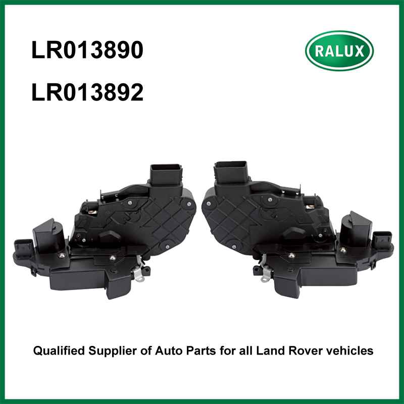NEW auto rear RH and LH door latch for LR4 2010- Range Rover Sport 2010-2013 Range Rover Evoque auto door lock LR013890 LR013892 2010 oem land rover lr4 led rear taillight retrofit kit for lr3 models