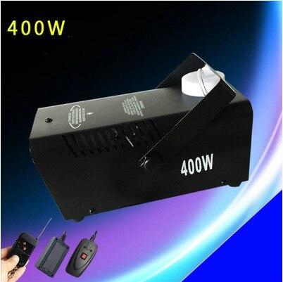 Mini 400 w smoke machine rooms chamber of wedding machine stage lighting