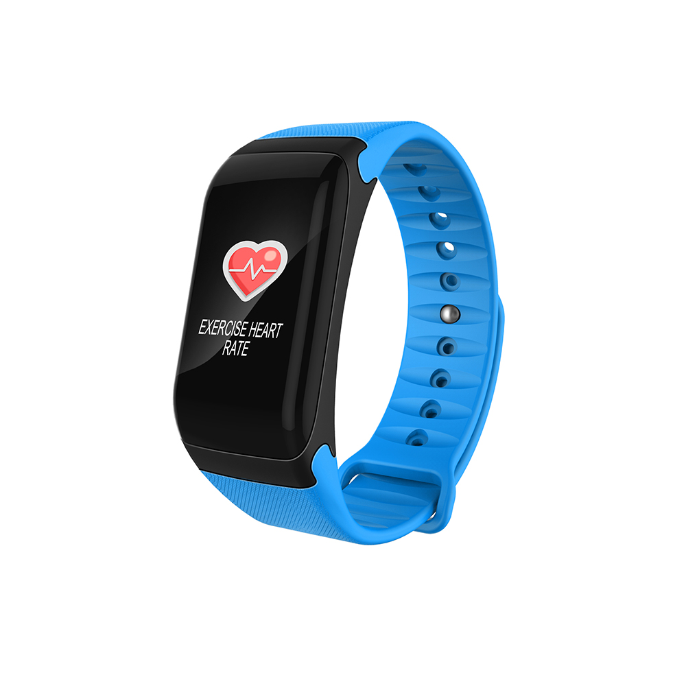 Smart Wristband IPS Touch Screen Fitness Tracker BT 4.0 NRF51822 QFAC CPU Smart Band Blood Pressure Monitoring Smart BraceletSmart Wristband IPS Touch Screen Fitness Tracker BT 4.0 NRF51822 QFAC CPU Smart Band Blood Pressure Monitoring Smart Bracelet