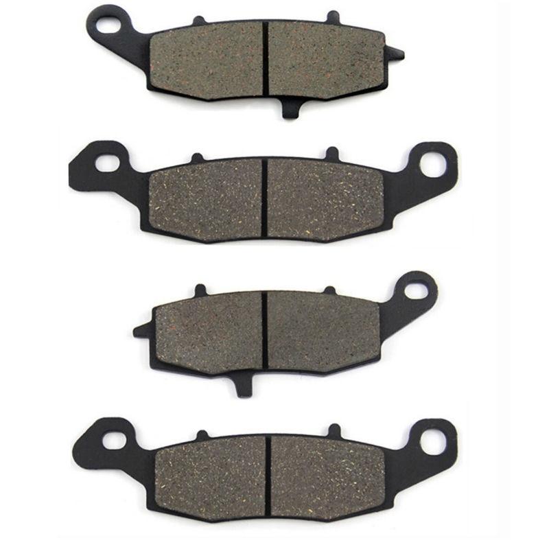 SOMMET Motorcycle Front Left Brake Pads Disc 1 pair for Suzuki DL 1000 V-Strom 2002-2012