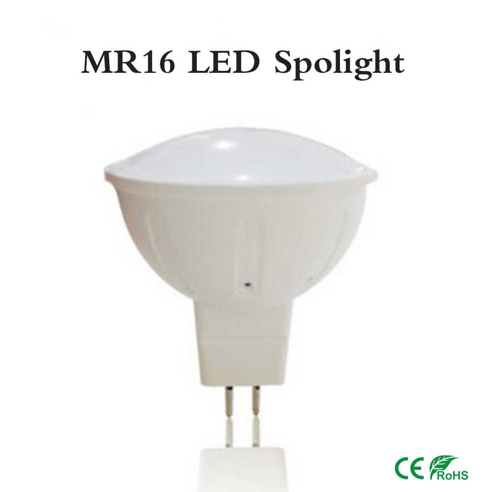 Новейшая модель; MR16 Светодиодный прожектор 85-265 V 6 Вт 10 Вт светодиодный лампы Точечный светильник термостойкого Пластик тела ампулы светодиодный MR16 GU10 bombitas светодиодный