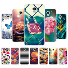 3D DIY Soft Silicone Case For ZTE A510 Coque Blade A 510 A2 Cover Flamingo Painted Covers Fundas Housing