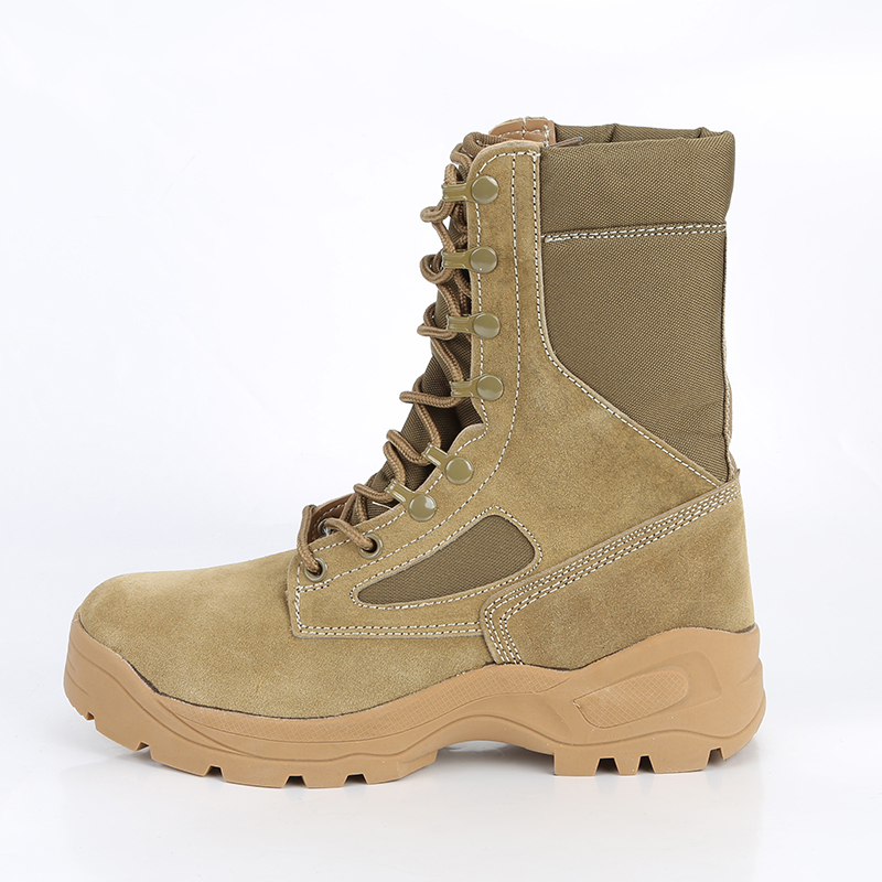 ФОТО Outdoor Tactical Boots Hiking Climbing Shoes Brand Men Shoes Breathable Waterproof Mountain Boots Hiking Shoes S-3333