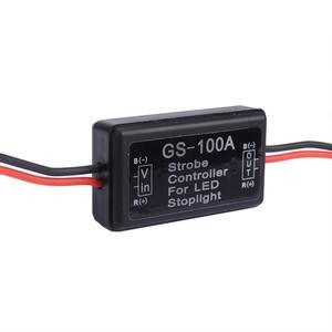 Image 2 - GS100a الضوء الخلفي تحكم المتعري وحدة ل سيارة مصباح LED للمكابح إيقاف الضوء مصباح 12 V اكسسوارات السيارات