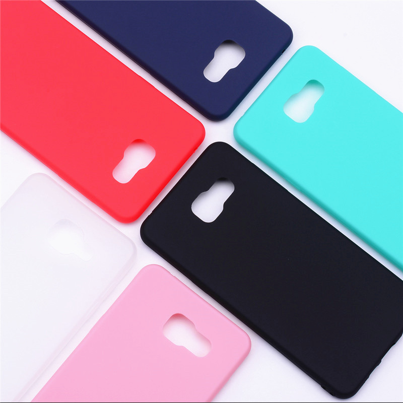 <font><b>Silicone</b></font> <font><b>Case</b></font> For <font><b>Samsung</b></font> <font><b>Galaxy</b></font> <font><b>A3</b></font> A5 A7 <font><b>2017</b></font> 2016 <font><b>Case</b></font> Soft Cover A510F A310F A520 A320 A310 A720 A720F <font><b>Silicone</b></font> Cover Coque image