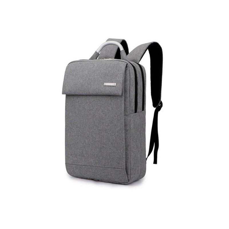 Men Women 15 inch Laptop Backpack Waterproof Business Computer Package High School Students Laptop Bag Travel Leisure Bag