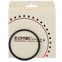 ZOMEI PRO Ultra Slim MCUV 16 Layer Multi Coated Optical Glass UV Filter For Canon NIkon Hoya Sony Lens DSLR Camera Accessories
