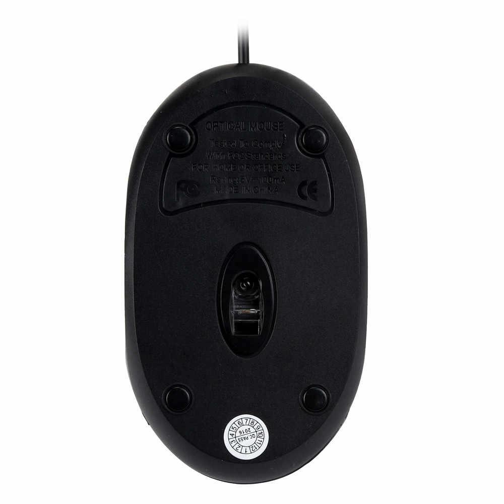 تصميم مصغر 1200 ديسيبل متوحد الخواص ماوس USB السلكية البصرية الألعاب الفئران فأرة للكمبيوتر المحمول الحق الكمبيوتر ألعاب Computador دفتر ألعاب Y5