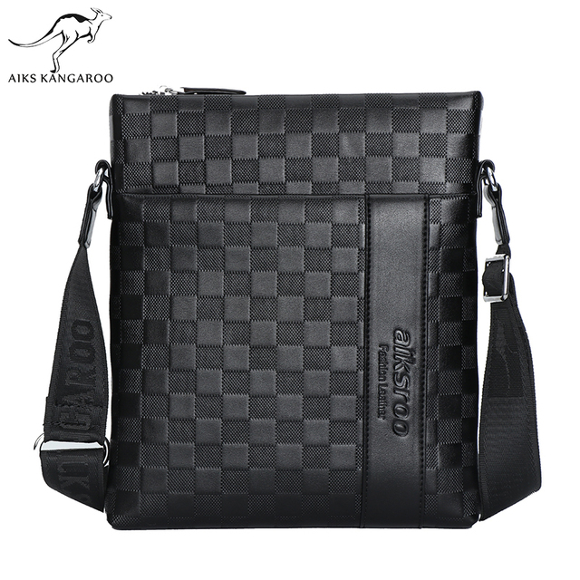 Men Messenger Bag Male Leather Casual Crossbody Bag Business Men's Handbag Bags for gift Shoulder Bags Men 2