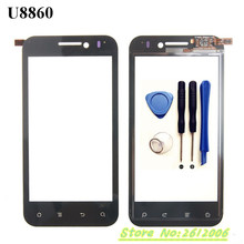 Nouveau Écran Tactile Pour Huawei Honor U8860 Verre Capacitif Capteur Pour Huawei Honneur 8860 Écran Tactile panneau Noir