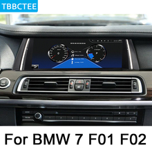 For BMW 7 Series F01 F02 2013~2015 NBT Multimedia Player 10.25