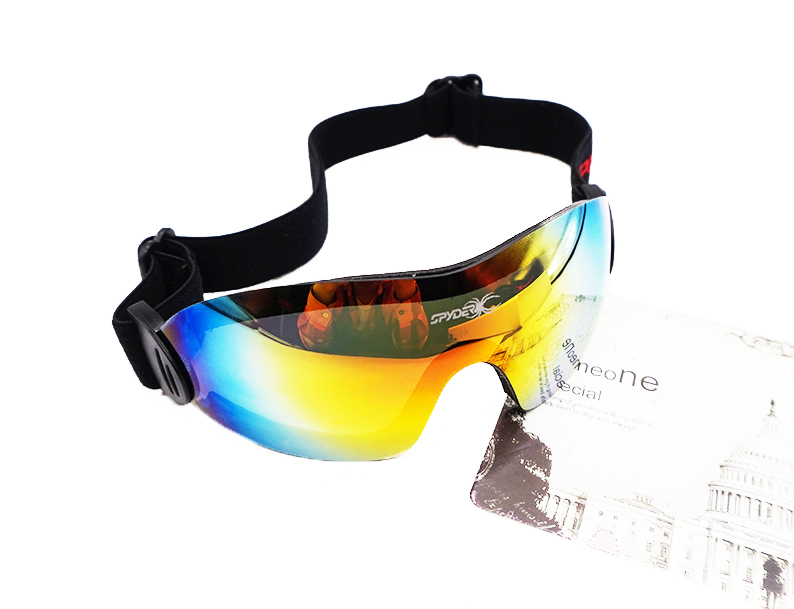 Quality Skiing Goggles HD colorful Ski Glasses frameless skiing glasses snowboard men women snow snowboard goggles 4