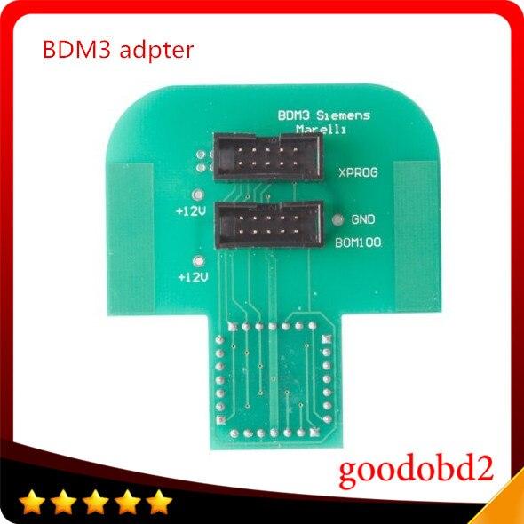 Prix pour Voiture Professionnel BDM3 Adaptateur pour BDM et Xprog Universial OBD ECU Programmeur BDM1 BDM2 BDM3 Ressort pour BDM cadre Bosch
