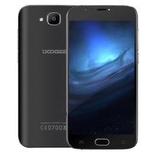 Оригинал Doogee X9 Мини Android 6.0 Сотовый Телефон 5.0 Дюймов MT6580 Quad Core Смартфон 1 ГБ RAM 8 ГБ ROM 2000 мАч Разблокировки Мобильного Телефона