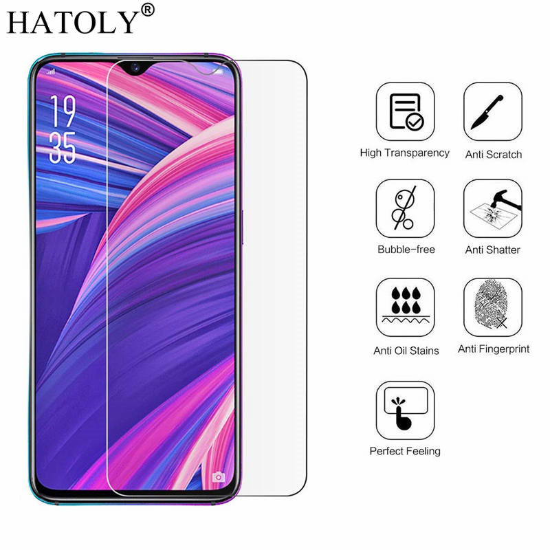 2PCS Tempered Glass for OPPO AX7 Ultra-thin Screen Protector for OPPO AX7 HD Toughened Film OPPO Ax7 Pro Glass CPH1893 HATOLY Pakistan
