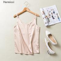 Satin V Neck Camisole Tank Casual Summer Backless Women Silk Halter Tops Sexy Sleeveless Sleepwear Camis