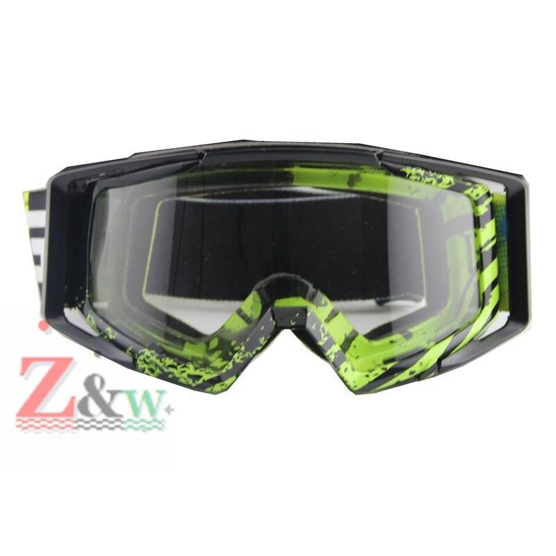Прозрачные линзы Велоспорт Велосипедный Спорт Racing пыли очки Лыжный Спорт сноуборд Мотоцикл Мотокросс Байк ветрозащитный очки Очки