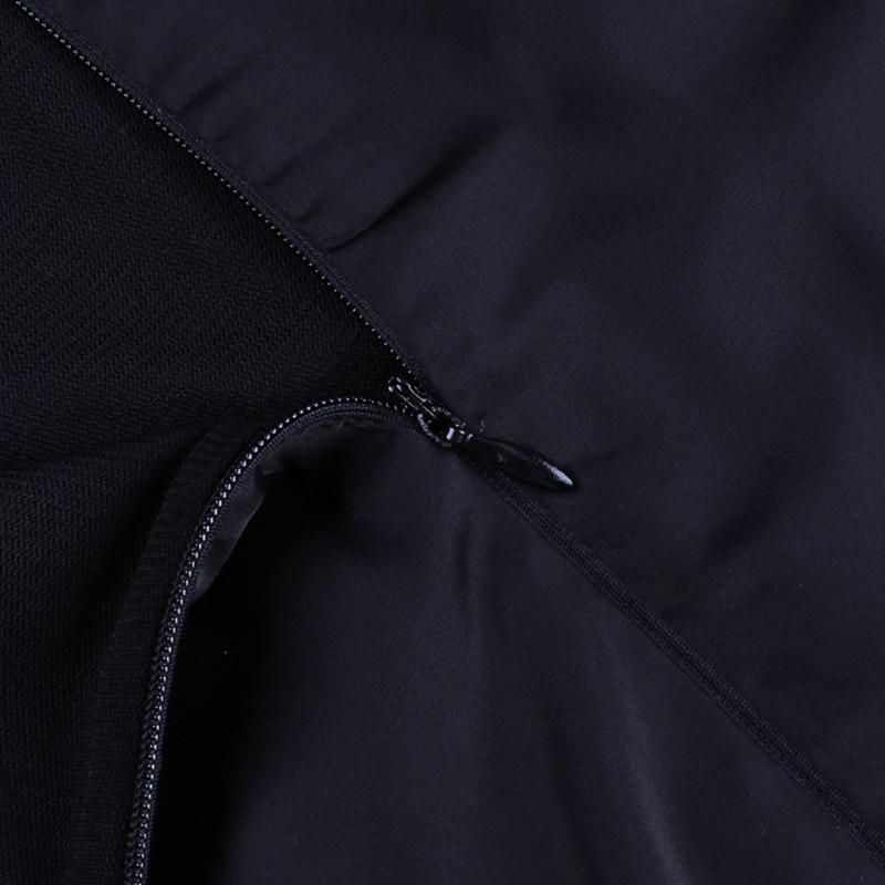 黒オフショルダーノースリーブミニファッションボディコンドレス Ocstrade Limo Spencers 11