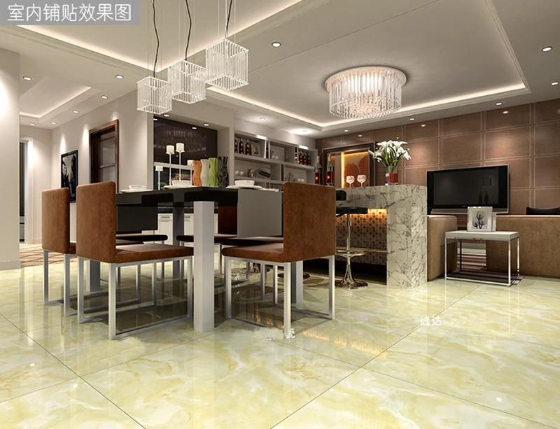 foshan high quality ceramic tile floor tile gold glazed floor tiles 2016 european style metallic glaze imitation interior tiles
