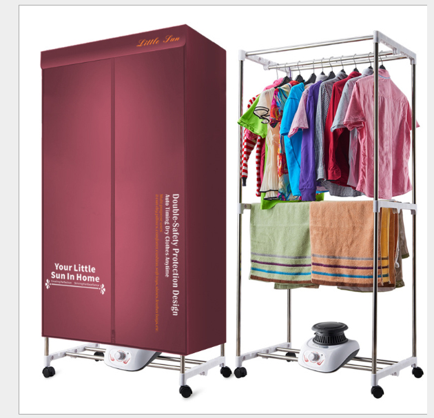 clothes Dryer family multi functional heater hotel supplies 15KG Anti moisture mildew removal sterilization