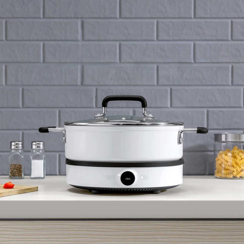 Xiaomi Mijia Kompor Induksi Mi Home Smart Ubin Oven Kreatif Kontrol Yang Tepat Listrik Kompor Tanam Plate Hot Pot Aplikasi WIFI